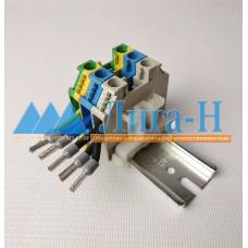 Комплект для подключения электрокотла 8EL, 15 EL (Россия) арт. 43473.1